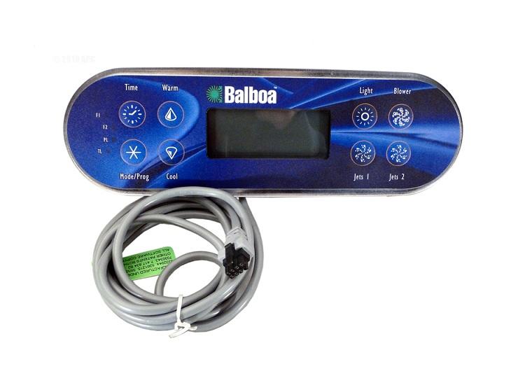 balboa topside control panel